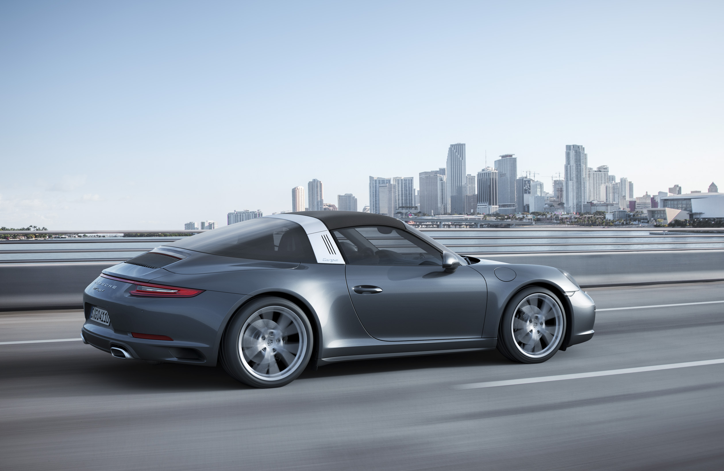 Exceptional Traction For Greater Performance The Porsche