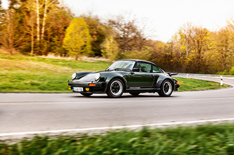 40 Years 911 Turbo