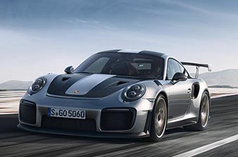 International Press Launch 911 GT2 RS